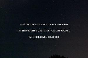 Crazye people